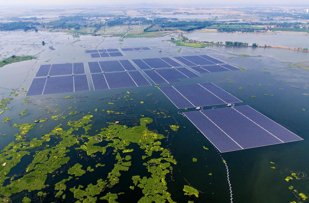 Smart water management using Solar Photovoltaics - Farmsio